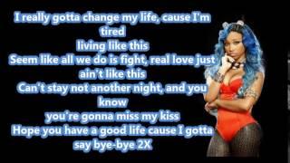 OMG- Boy it's over lyrics