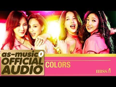 [MP3/DL]01. MISS A (미쓰 에이) - One Step (한걸음) [Mini Album miss A – COLORS]