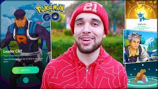 IT TOOK SO LONG TO FIND THIS! (Pokémon GO)