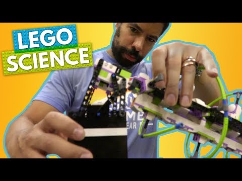 How to Use LEGO for Science! | BRICK X BRICK