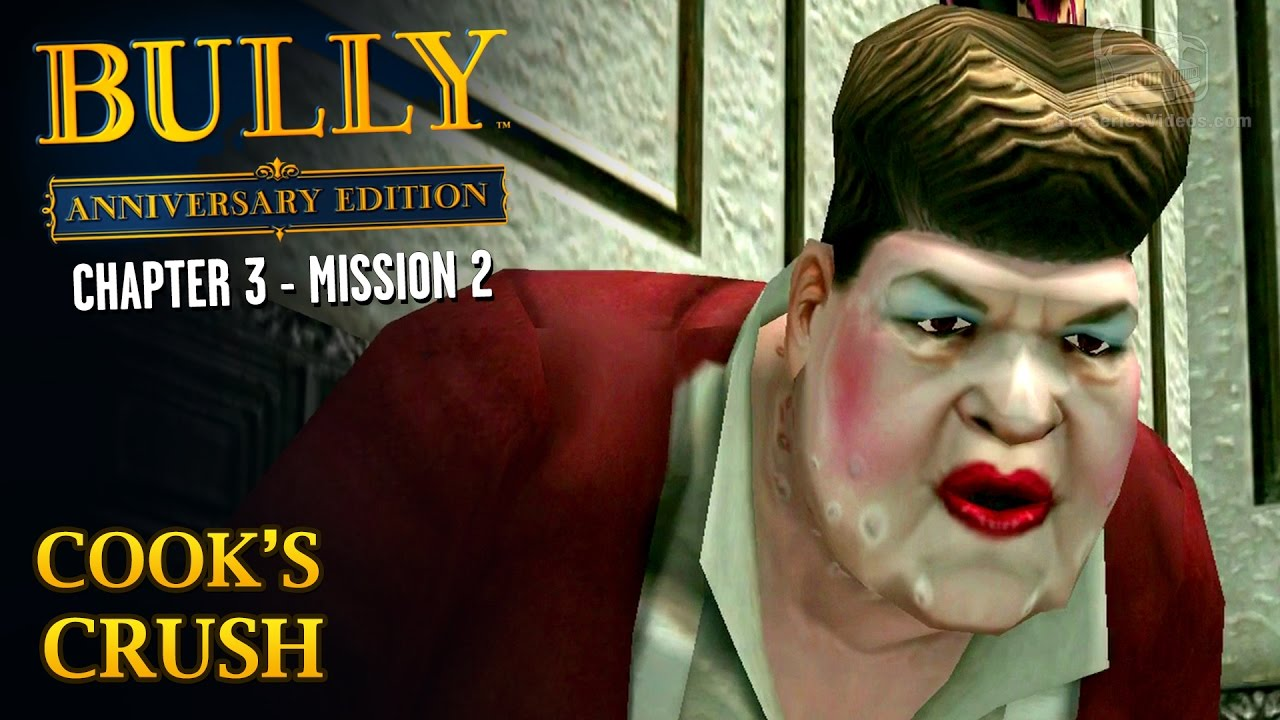 Bully: Anniversary Edition - Mission #28 - Cook's Crush