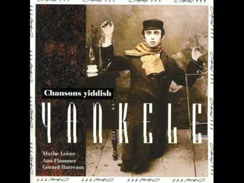 Az der Rebe, canzone Yiddish