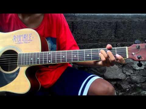 Belajar gitar melodi Disposible lies SID