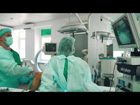Пластика передней крестообразной связки, травматология