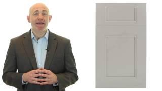 Niron Depot Presents The Fabuwood Nexus Slate Kitchen Cabinet