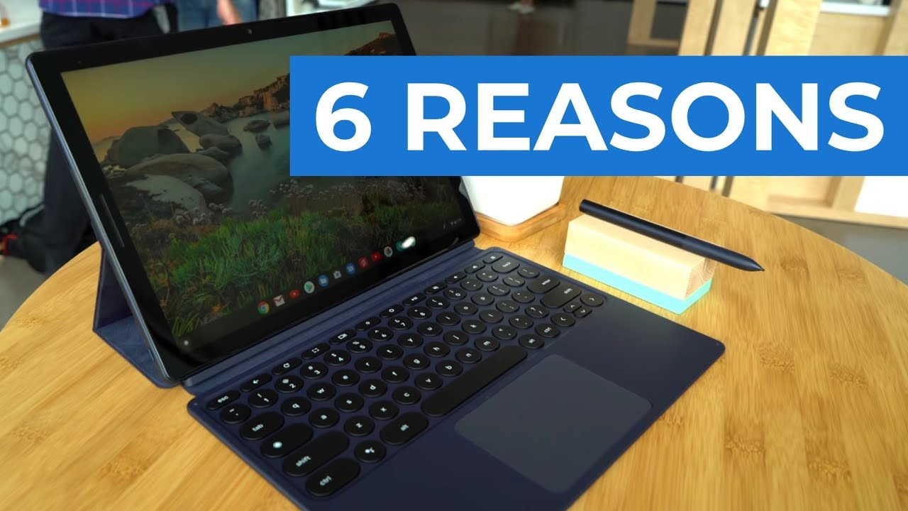 6 Reasons The Pixel Slate Beats The iPad Pro