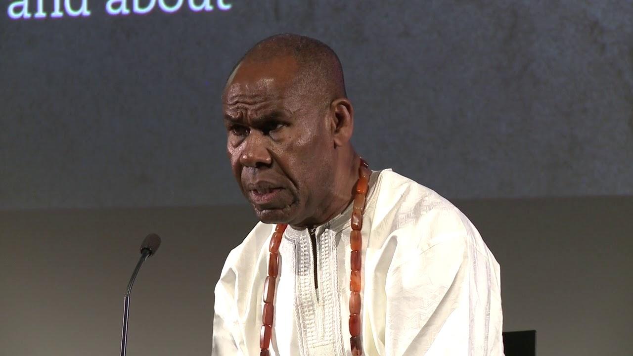 Gary Younge and Professor Gus John on Black British Civil Rights