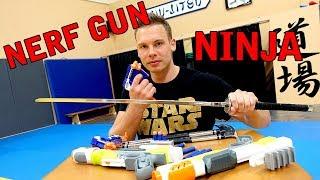 NERF GUN NINJA