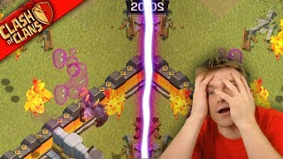 THIS CANT BE REAL ***Clash of Clans*** IMPOSSIBLE IDENTICAL RAIDS BACK TO BACK
