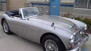 1966 Austin Healey 3000 Mk III SOLD (#2480) Plymouth, MI