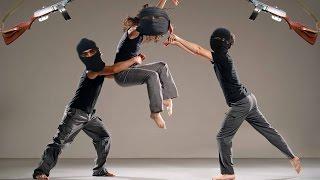 Новости первого канала №13 (Взрывной танец террористов)