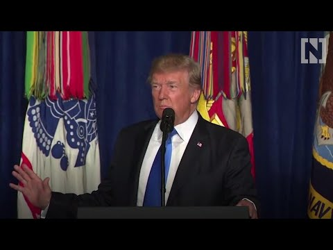 Trump's Afghanistan strategy