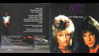 Stone Fury -  Let Them Talk (Melodic Rock - Aor)