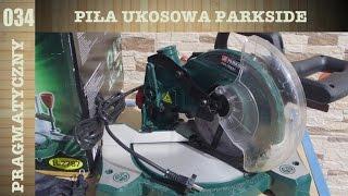 034 Piła Ukosowa Parkside PKS 1500 A1