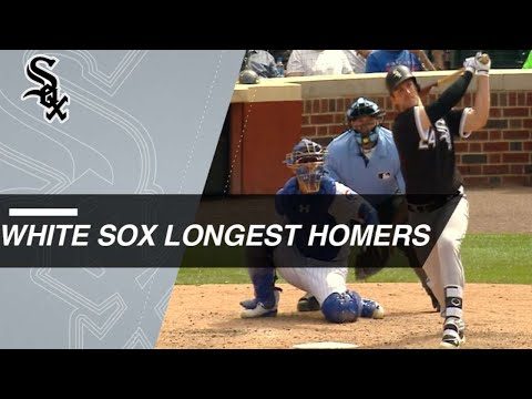 Statcast: Longest White Sox homers of 2017 season