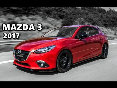 2017 mazda 3 test drive review youtube. Black Bedroom Furniture Sets. Home Design Ideas