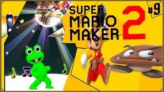 Super Mario Maker 2 #9 - 100% bułki w maśle