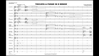 Toccata & Fugue in D Minor by J.S. Bach/arr. Jay Bocook