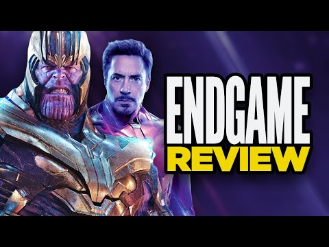 Avengers: Endgame Review [SPOILERS]