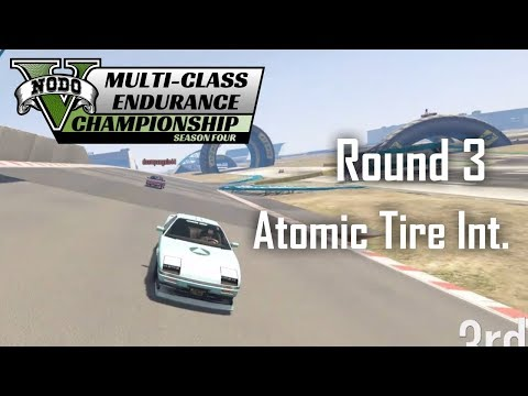 MCEC Season 4 [PC] Round 3: Atomic Tire Int. | GTA V Racing