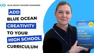 Blue Ocean Strategy in High School Curriculum