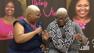 Living The Vision w/ Lady G interview with Maranda Willis
