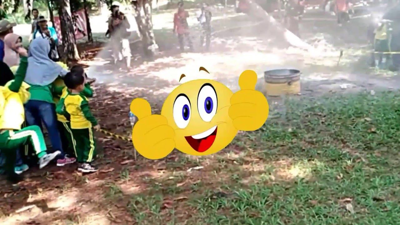 Apa jadinya kalo anak TK jadi pemadam kebakaran I ...