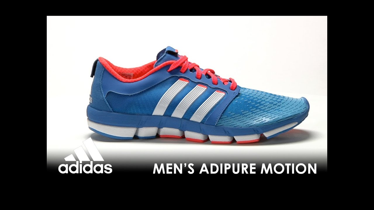 promo code 96a13 e9963 Adidas Mens Adipure Motion