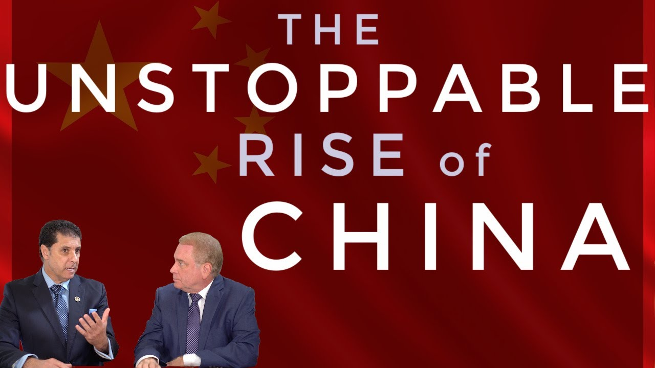 The Unstoppable Rise of China!!!
