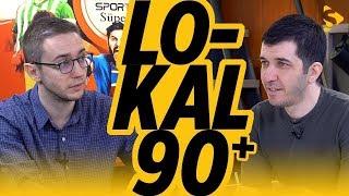Y. Malatyaspor-Başakşehir, Erzurumspor-GS, Şenol Güneş, Fenerbahçe-Rizespor  I Lokal 90+