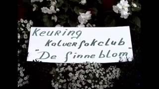 1992 Kalverenkeuring vereniging 'de Finneblom' in Veenklooster