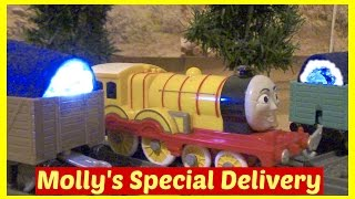Thomas and Friends Accidents Will Happen Toy Train Thomas the Tank Engine Full Episode Molly Special