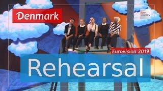 Leonora - Love Is Forever - Eurovision 2019 Denmark (Rehearsal)