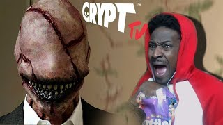 Video MOVIE NIGHT #3 | CRYPT TV Scary Short Horror FIlm Reaction | LooK-SeE ep 3 REACTION download MP3, 3GP, MP4, WEBM, AVI, FLV September 2018