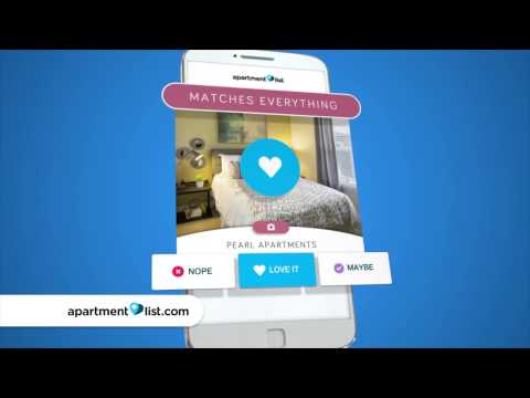 Beautiful Designed For The Busy Apartment Finder, Apartment List Searches Through  Thousands Of Listings To Match You With The Best Houses For Rent Based On  Your ...