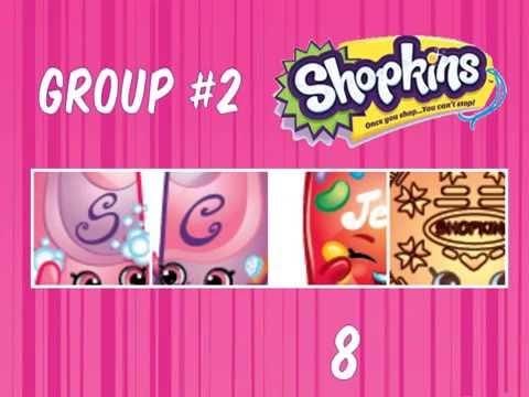 Close Up Shopkins Quiz   Challenge #2
