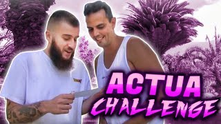 ACTUA CHALLENGE | Unpolloclaro