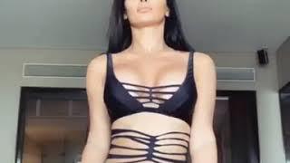 Seksi azeri model