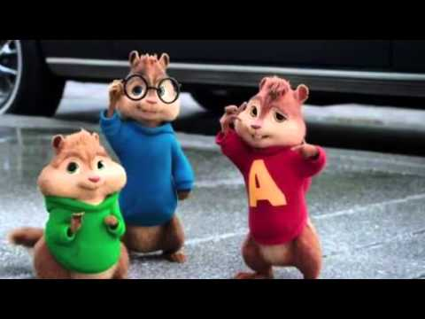Alvin and the chipmunks get stupid
