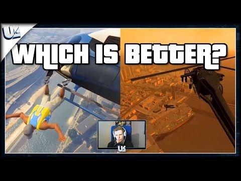 GTA 4 is better than GTA 5? (GTA IV v GTA V Features Comparison)