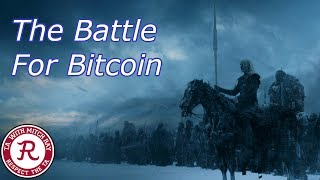 Bitcoin LIVE : Battle for BTC is Underway. IOTA Up 9%! Episode 481 - Crypto Technical Analysis