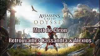 Assassin's Creed Odyssey - Retrouvailles Kassandra & Alexios*