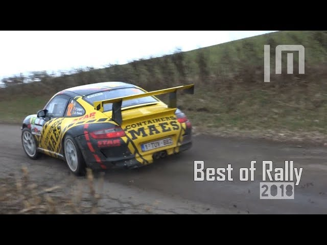 Best of Rally 2018 | This is Rallying by JM