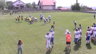 3. Kolo DLS: Pozarevac Pastuvi - Jagodina Black Hornets
