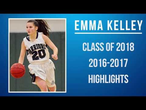 Emma Kelley  Basketball Highlight Reel c/o 2018 Little Rock Christian Academy