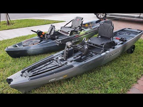 Budget Propel Pedal Drive Kayak Vs Premium Slayer Propel Max 12.5 Vs Topwater 120 PDL