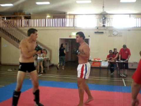 Dejan Durdic MMA fight