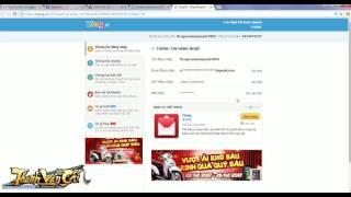 Hướng dẫn chuyển tài khoản đăng nhập bằng facebook sang tài khoản Zing id