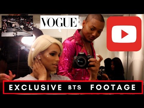 "EXCLUSIVE BTS Footage Of "" MY HOUSE "" Cast Performance! 