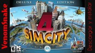 Descargar SimCity 4 Deluxe Edition Español [MF]